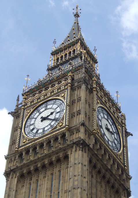 Palace Of Westminster Big Ben The Cumbria Clock Company